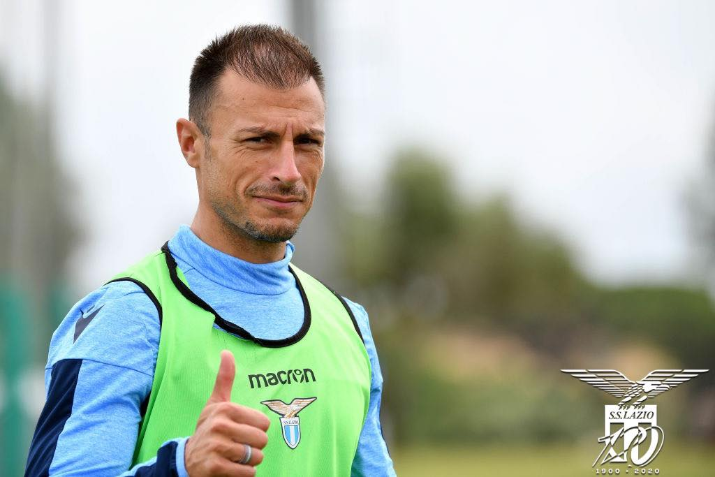 """Lazio Defender Stefan Radu: """"Unique Emotion to Be in the ...   Stefan Radu"""